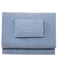 Sunwashed Linen Sheet Collection